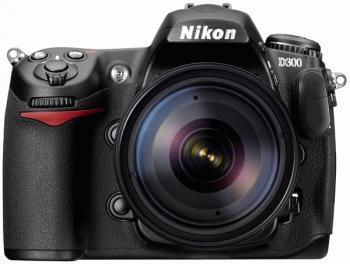 Zrcadlovky Nikon NIKON D300